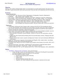 Quality Assurance Analyst Cover Letter Sample Livecareer Quality