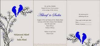 marriage wedding invitation com marriage wedding invitation how to make your own wedding invitations using word 4