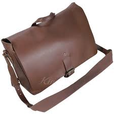large large bean signature leather messenger bag messenger bag brown l l bean