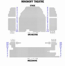 Westside Theatre Seating Chart 52 Clean Westside Theatre Seating Chart Nyc