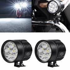 Motorbike Fog Lights Us 43 42 10 Off Universal Motorcycle Fog Lights Led Fog Lamp Protect Guards Wiring Harness For Bmw R1200 Gs Adv R1200gs 2010 R1200gs On Aliexpress