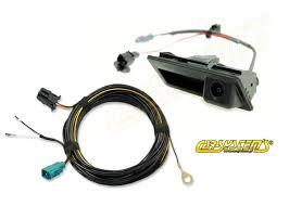 audi a3 8v rear camera guidance line wiring harness