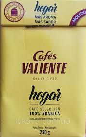 """<b>Кофе Молотый</b> Cafes <b>Valiente Hogar</b>, 250г — в Категории """"<b>Кофе</b> ..."""