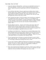 medea essay assignment essay topics brave new world analyze the character of bernard