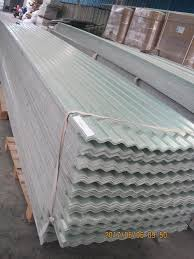 fiberglass corrugated transpa roofing sheet plastic corrugated roofing panel