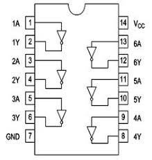 working of cd4011 ic electronics ic's wworking operation PC Connector Diagram at Computer And Gate Wiring Diagram