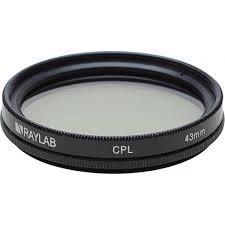 <b>Фильтр</b> поляризационный <b>RayLab CPL 43mm</b> купить в интернет ...