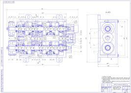Модернизация привода главного движения токарного станка БТс  чертеж Модернизация привода главного движения токарного станка 16Б16Т1с ЧПУ
