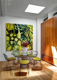 modern dining room chairs nyc. bertoia side chair and platner dining table   bringing rio a bit closer ny times modern room chairs nyc