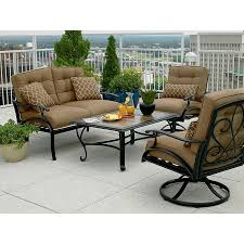 La Z Boy Outdoor DCAI 4PC Caitlyn 4 Pc Seating Set Limited