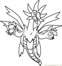 Small Picture Pokemon Coloring Pages Zapdos Coloring Pages