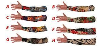Barevné Tetování Na Ruce