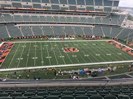 Paul Brown Stadium Section 312 Rateyourseats Com