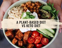 Plant Based Diet Chart Plant Based Vs Keto Diet What The Science Says Plant Proof
