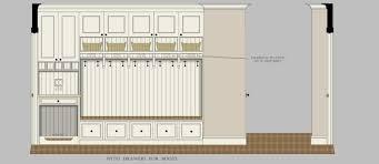 Mudroom Cubbies Plans Please Help With Mudroom Plan