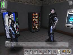 Deus Ex Death By Vending Machine Gorgeous Review Deus Ex PC Gaming History 48
