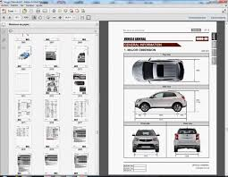 ssangyong new korando (2006 2015) workshop, service manual Wiring Diagram PDF please note, you will receive files on a cd dvd, not a book!!!