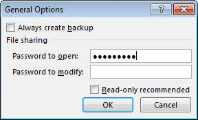 Encrypted Excel Files How To Encrypt And Restore Excel File 2007 2013 2010 2016