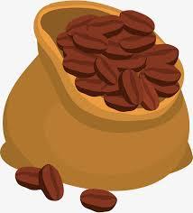 coffee bean vector png. Modren Png A Bag Of Coffee Beans Bag Vector Coffee Vector Png PNG And With Bean