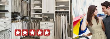 reviews the closet works customer experience