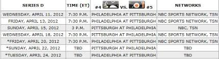 flyers scheduule seans ramblings penguins flyers schedule with commentary
