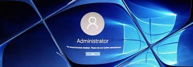Updating To Windows 10 1809 Deactivates Built In Admin Account