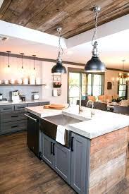 Rustic Kitchen Island Ideas Simple Decorating Ideas