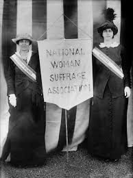 national w suffrage association
