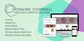 Graphic Designer | Ros O'Donnell | Suffolk | UK