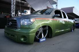 Modified Slammed Toyota Tundra - 8   MadWhips