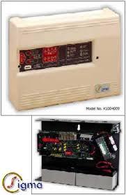 Системы пожарной сигнализации Взрывозащищенные кабельные вводы и  Групповые приемно контрольные приборы пожарной сигнализации sigma