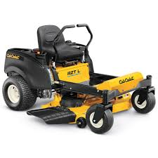 lowes riding mowers. mowers cub cadet rzt l 46 in 688cc fabricated deck honda v twin dual for riding lawn lowes