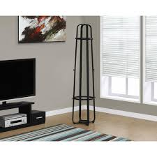 12 Hook Coat Rack Monarch Specialties Black 100Hook Coat RackI 100 The Home Depot 12