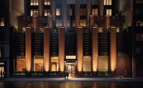 Deco Design And Build Co Ltd First Look At Rockefeller Groups Art Deco Inspired