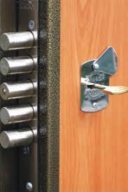 how to put locks in metal doors 30