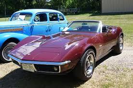 chevrolet corvette stingray 1969. Plain 1969 1969 Front Inside Chevrolet Corvette Stingray