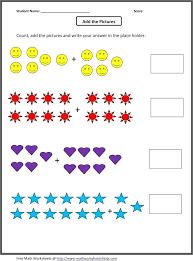 easy math worksheets for kindergarten – hermani.info