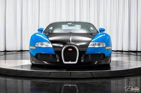 Bug8 (by separate negotiation.) the sir malcolm campbell car. Buy Used 2010 Bugatti Veyron Black Bleu 6061mls For Sale For Super Rich