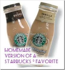 Image result for bottle of french vanilla starbucks