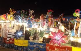 Agosto de carnaval