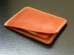 the bondi kangaroo leather wallet