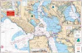 California Mexico Nautical And Fishing Charts And Maps