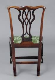 chippendale side chair. English Antique Chippendale Side Chair O