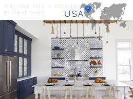 American Kitchen Design Cool Decorating Ideas