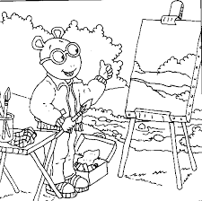 Small Picture Coloring Page Painting Coloring Pages Coloring Page and
