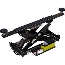 4-Post Bridge <b>Jacks Car Lift Accessories</b> - <b>Lift</b> a <b>Car</b> with BendPak ...
