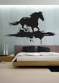 horse metal wall art uk