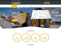 Construction Website Templates 24 Best HTML Construction Company Templates 24 Colorlib 2