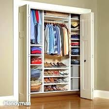 closet organizer organization drawers nice inexpensive organizers diy system plans storage the