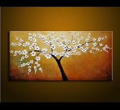 Painting Canvas For Living Room Online Get Cheap Abstract Paintings Flowers Aliexpresscom